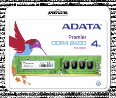 ADATA Premier DDR4 DIMM 4GB 2400 288pin