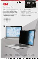 """3M PF125W9E Privátní filtr pro notebooky 12,5"""" 16:9"""