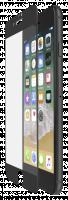 Belkin Tempered Glass pro iPhone 6/6s/7/8 - e2e ochranná fólie, černá