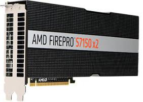 AMD Firepro S7150X2 16GB GDDR5 Grafická karta
