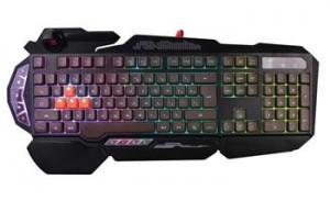A4tech Bloody B314 podsvícená herní klávesnice, USB, CZ