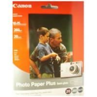 CANON SG101, 10x15cm, photo paper plus semi-gloss, 20ks