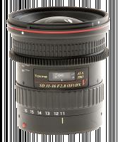 Tokina AT-X 2,8/11-16 Pro C/AF DX Video