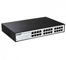D-Link 24-Port PoE Gigabit Smart Switch
