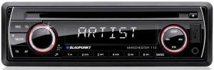 Car Radio Blaupunkt MANCHESTER 4x50 CD-R/RW RDS USB SD (4260275271994)