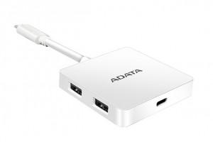 ADATA USB-C Hub (USB-A 3.1 a HDMI) Adaptér
