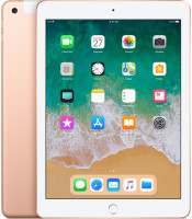 Apple iPad 9.7, 128GB zlatý