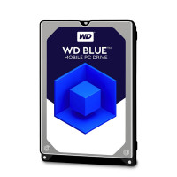 "WD Blue 2TB, 2.5"" HDD, 5400rpm, 128MB, SATA III"