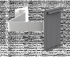 Durable 893423 držák na tablet, rameno na zeď