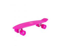 HUDORA 12135 Retro Pink Skateboard