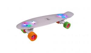 HUDORA 12134 Rain Glow Skateboard