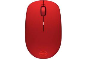 Dell WM126 Červená bezdrátová myš