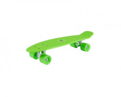 HUDORA 12136 Retro Lemon Green Skateboard
