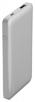 Belkin Pocket Power 5000mAh Aku baleni stribrna F7U019btSLV