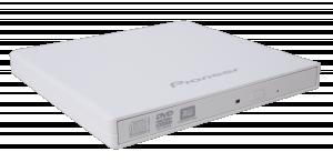 Pioneer External Slim DVD-RW USB 2.0 DVR-XU01TW