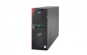 FUJITSU SRV TX2560M2 - E5-2620v4 8C/16T, 8GB, BEZ HDD, EP400i-1GB, 8xBAY2.5 H-P, RP2x450W, TOWER