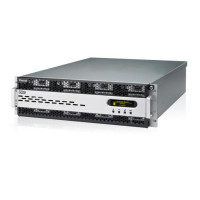 Thecus 16-Bay 3U rackmount, SAS/SATA, 3.4GHz QC, 8GB DDR3, 3x GbE, USB 3.0, RPS