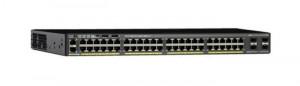 Cisco WS-C2960X-48FPD-L,48xGigE PoE 740W,2x10GSFP+