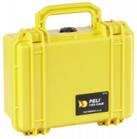 Peli Protector 1150 yellow s pre-cut foam