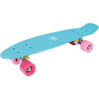 HUDORA 12151 Skateboard Retro Skate Wonders Modrý