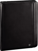"""WENGER VENTURE - 10,2"""" business organizér s pouzdrem na tablet, černý"""