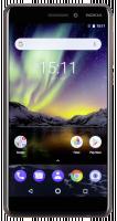 Nokia 6 2018, dual SIM, černý