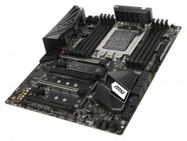MSI X399 SLI PLUS, TR4, AMD X399, 8x DDR4, ATX základní deska