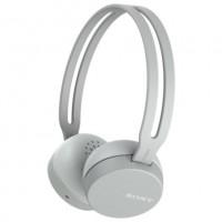 Sony CH400 bezdrátová sluchátka stříbrná