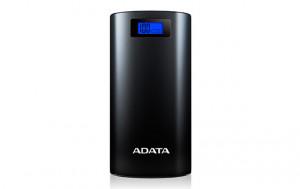ADATA P20000D Lithium-Ion (Li-Ion) 20000mAh Černá externí baterie