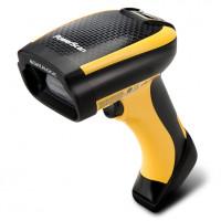 Datalogic PowerScan PD9130 Handheld bar code reader 1D LED Černá, Žlutá
