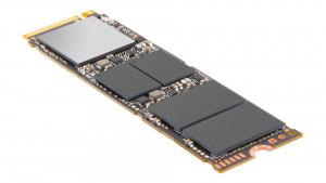 Intel SSD 760p 512GB M.2 SSD disk