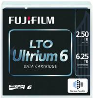 LTO-6 CR media, 5-pack, random label, Fuji