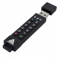 Apricorn 8GB Aegis Secure Key 3z 8GB USB 3.1 Flash disk