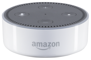 Amazon Echo Dot 2 white