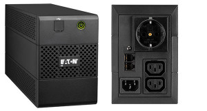 Eaton 5E 850i USB DIN UPS
