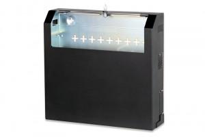 DIGITUS 5U slim line wall držák cabinet 522x480x150 mm, černý