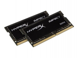 Kingston HyperX Impact DDR4 32GB (2x16GB) 3200MHz CL20