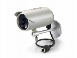 LevelOne Fixed Network Camera 3-Megapixel, Outdoor, PoE 802.3af, Day & Night, IR LEDs