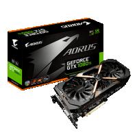 Gigabyte GeForce GTX 1080 Ti Aorus, 11GB GDDR5X, DP/DVI/HDMI