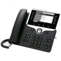 Cisco IP Phone 8811 - Telefon VoIP - SIP, RTCP, RTP, SRTP, SDP - 5 řádků (CP-8811-3PCC-K9=)