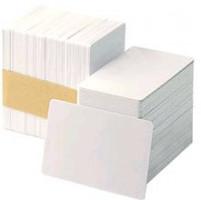 Zebra Premier Karty PVC - 15 mil, bílá - CR-80 Card (85.6 x 54 mm) 500 karet