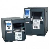 Datamax H-6210, thermal transfer, 8 dots/mm (203 dpi), RTC, USB, RS232, LPT, Ethernet