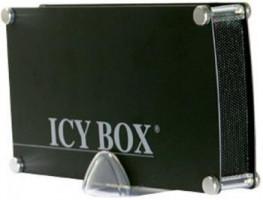"Externí box na 3.5"" HDD, SATA/IDE do USB2.0, černý (IB-351AStU-B)"
