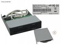 Fujitsu MultiCard Reader 24in1 USB 2.0