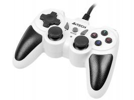 Gamepad A4Tech X7-T4 Snow USB/PS2/PS3 (A4TJOY41798)