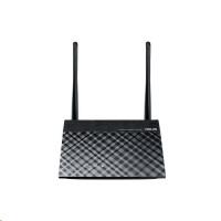 ASUS RT-N12E - Bezdrátový router - 4portový switch - 802.11b/g/n - 2.4 GHz