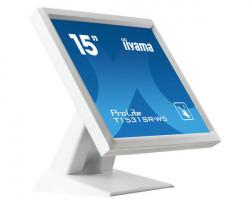 """iiyama ProLite T1531SR-W5, 38.1 cm (15""""), bílý dotykový monitor"""