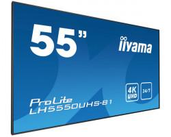 iiyama ProLite LH5550UHS-B1, 55'', obrazovka