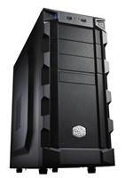 COOLERMASTER case K280, ATX, black, USB3.0, bez zdroje