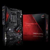 ASUS ROG CROSSHAIR VII HERO (WI-FI) / AMD X470 / AM4 / 4x DDR4 DIMM / ATX